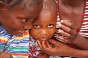 Enfants vulnérables à Kikimi