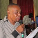 Olivier teaching Bible Class
