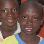 Orphaned kids