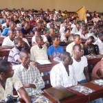 Gospel Seminar in university