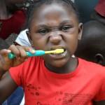 Oral hygiene classes