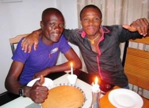 Happy birthday dear Etienne