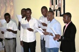 3_Olivier's choir
