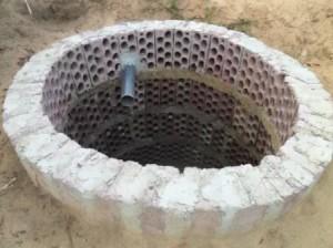 4.1_Newly built soak pit