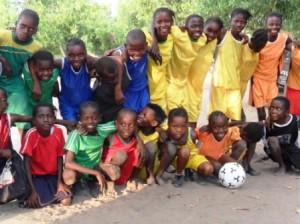 15-Kikimi soccer team